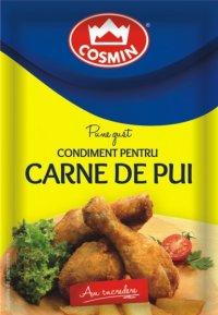 Cosmin  -  Plic - Condimente pentru carne de pui 20g