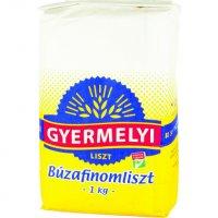 Gyermelyi -  Făină Albă De Grâu 1kg