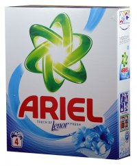 Ariel - Touch of Lenor Fresh - Detergent automat 400g