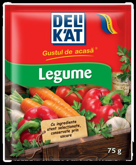 delicat legume