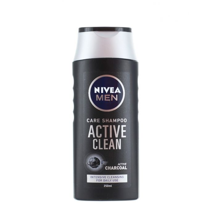 nivea men active sampon