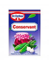 Dr. Oetker - Conservant alimentar 7g