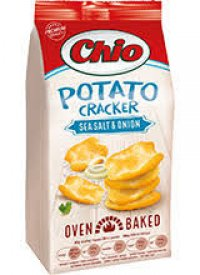 Chio Potato Cracker cu sare  90g
