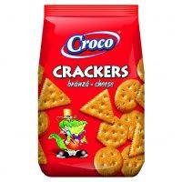 Croco Crackers cu brânză 100g