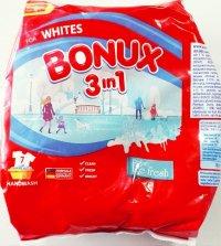 Bonux - White Polar Ice Fresh - Detergent manual 400g