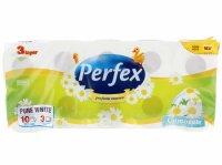 Perfex - Hârtie igienică 3 straturi/10buc
