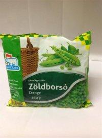 Jegtrade - Mazăre verde congelată 450g