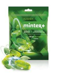 Roshen - Mintex - Fresh Spearmint Flavour - Dropsuri cu Mentol 20g