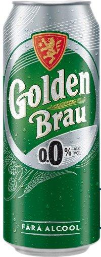 Golden Brau - Bere blondă la doză 0% Alc. 0,5L