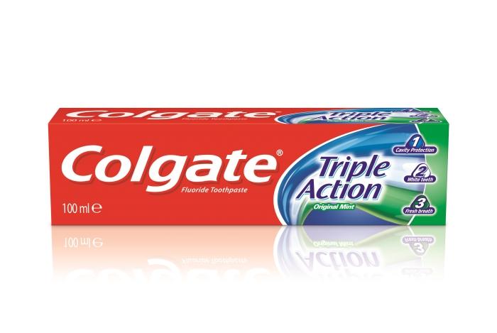 colgate triple Action
