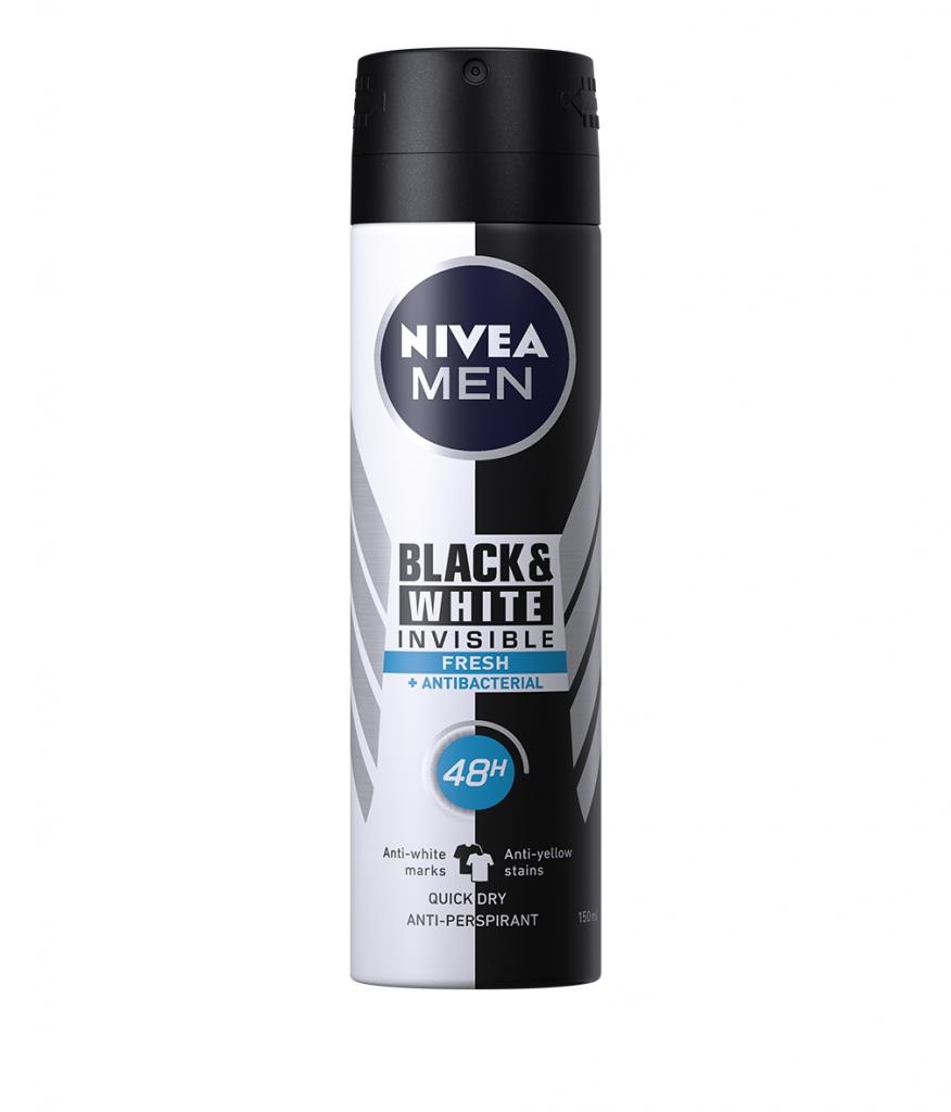 black nivea spay