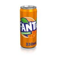Fanta - Portocale - Doză 0.33L
