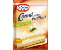 Dr. Oetker - Cremă pentru prăjituri cu gust de lămâie 50g