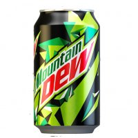 Mountain Dew - Doză 0,33L