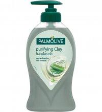 Palmolive - Purifyng Clay Handwash - Săpun lichid pentru mâini cu Aloe Vera 300ml