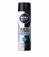 Nivea Men - Black and white -  Fresh  - Deodorant Antiperspirant spray invizibil 150ml