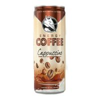 Hell Energy -  Cappuccino Coffee 250ml