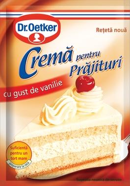 dr crema vanilie