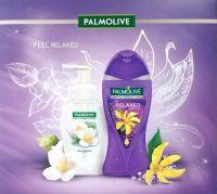 Palmolive - Set cadou: Gel de duș - Relaxed , Spumă pentru mâini - Magic Softness