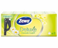 Zewa Deluxe - Batiste igienice 10 buc