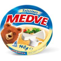 Medve - Brânză topită cu Smântână  200g