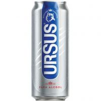 Ursus - Bere fără alcool 0.5L