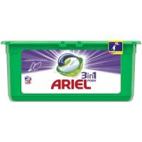Ariel - Lavender Fredhness - Detergent capsule 28buc
