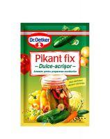 Dr.Oetker  - Picant Fix - Dulce Acrișor -Pentru prepararea murăturilor 100g