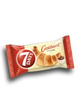 7Days - Croissant cu umplutură de ciocolată 65g
