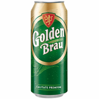 Golden Brau Doză - Bere blondă 0.5L