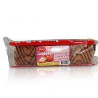 Vincinni - Jumbo Roll - Ruladă cu cremă de căpșuni 300g