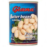 Giana - Fasole albă de Spania - 425 ml