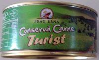 Frau Erna - Conservă de Carne - Turist 300g