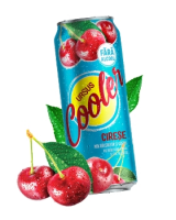 Ursus - Cooler Cireșe - Bere fără alcool - Doză 0.5L