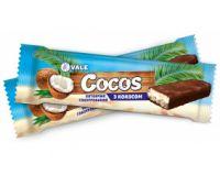 Vale - Baton de Cocos cu glazură de ciocolată