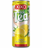 XIXO - Ice Tea - Lămâie 0.25L