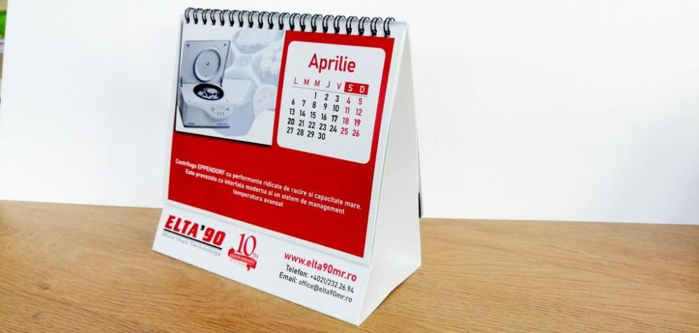 calendar birou A5 poza1