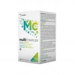 Multivitamine si Multiminerale, 30 comprimate