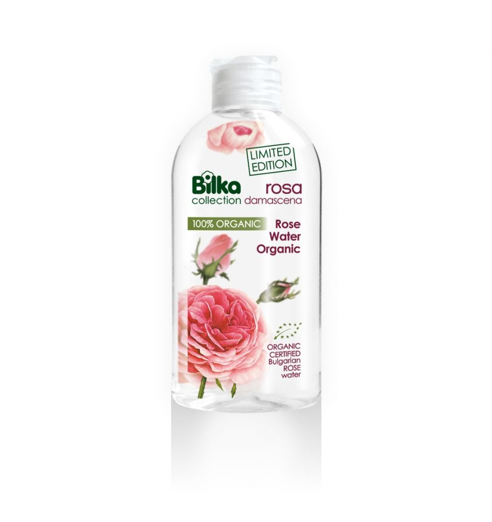 Apa de Trandafir, Certificata Organic, 200ML