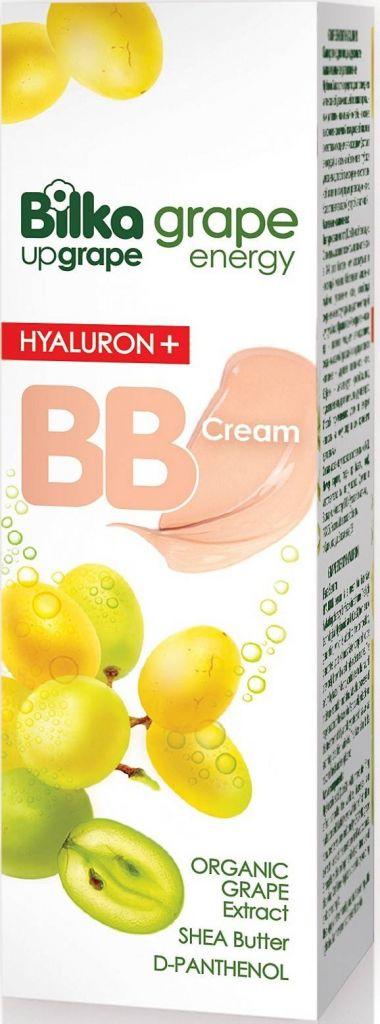 BB Cream cu Acid Hialuronic Unt de Shea si DPanthenol 65 ML