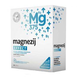 Magneziu 375Mg, 20 plicuri