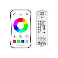 SET-DIMMER LED RGB CU TELECOMANDA RF 2.4G 3CH 3*4A V3