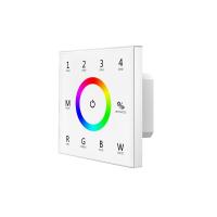CONTROLER DMX RGBW T14 85-265VAC (DMX512-RF 2.4G 4ZONES)