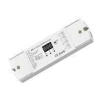 DECODOR DMX512 D4-L 12-24VDC 5A*4CH MAX:20A 240W/480W(12V/24V)