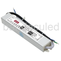 ALIMENTARE IMPERMEABILA PT  LED IP67  20W, 12V, 1.67A, 163x30x20mm12V