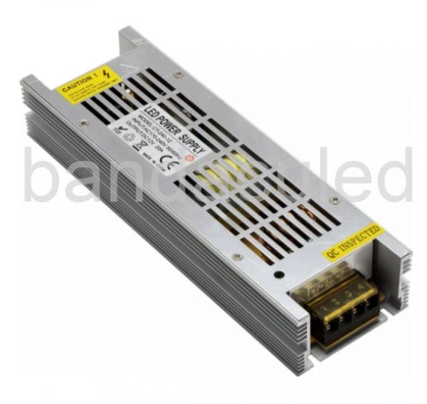 Sursa de alimentare LUMAX IP20 150W, MINI, 12V, 12.5A 200x59x37mm