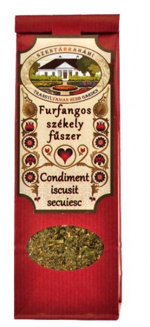 Condiment iscusit secuiesc 40 g