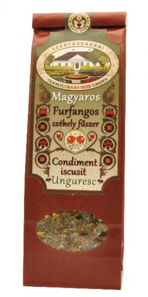 Condiment iscusit unguresc 40 g