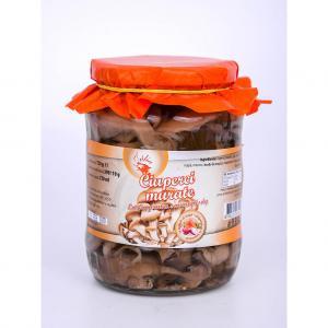 Ciuperci murate cu morcov şi ceapă 720 ml