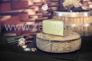 Brânză maturată peste 3 luni - Caritas Alba Iulia